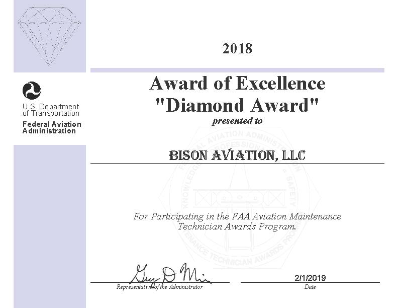 u.1.Bison Aviation - 2018 AMT Diamond Award.jpg